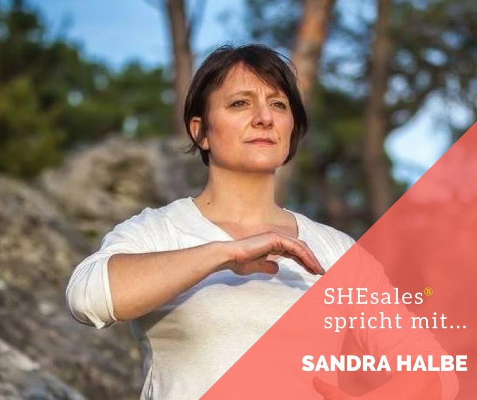 SHEsales spricht mit … Sandra Halbe