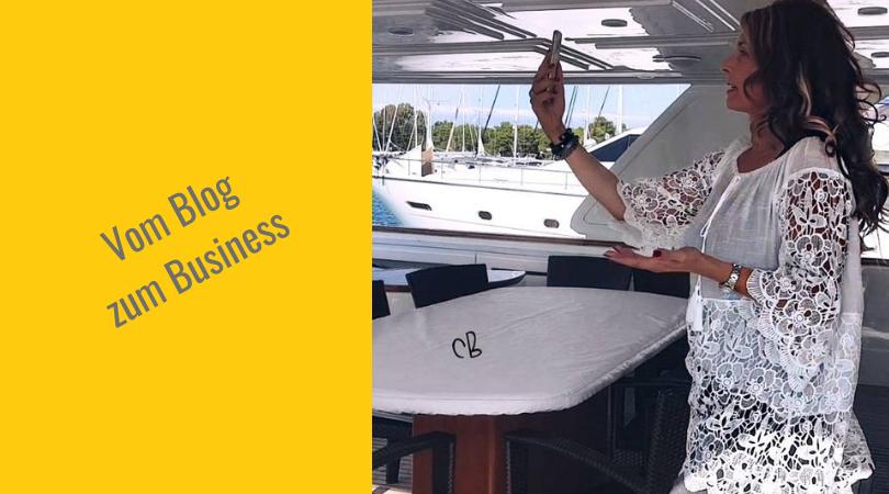 Vom Blog zum Business